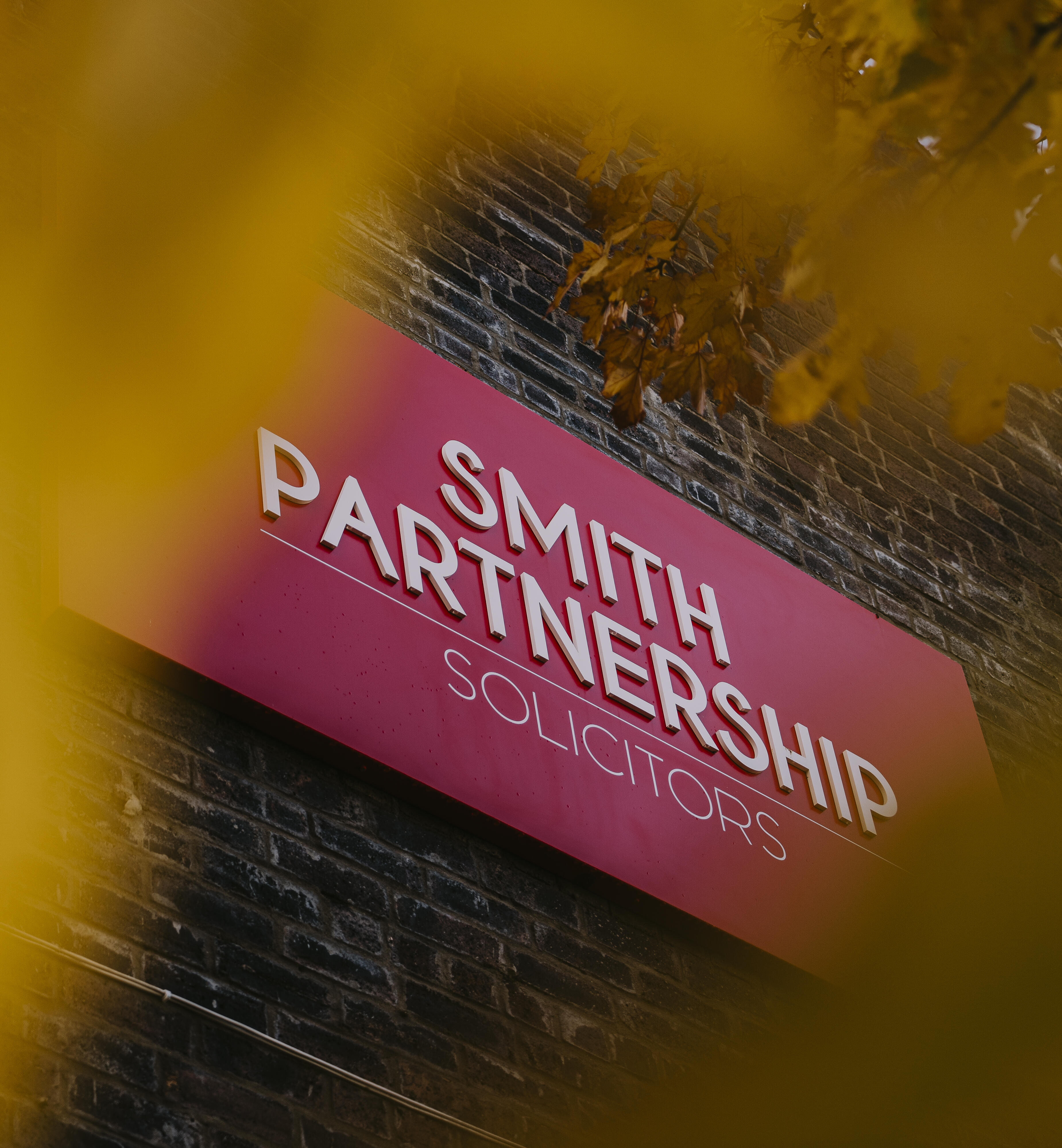 Main contact page, SMITH PARTNERSHIP SOLICITORS