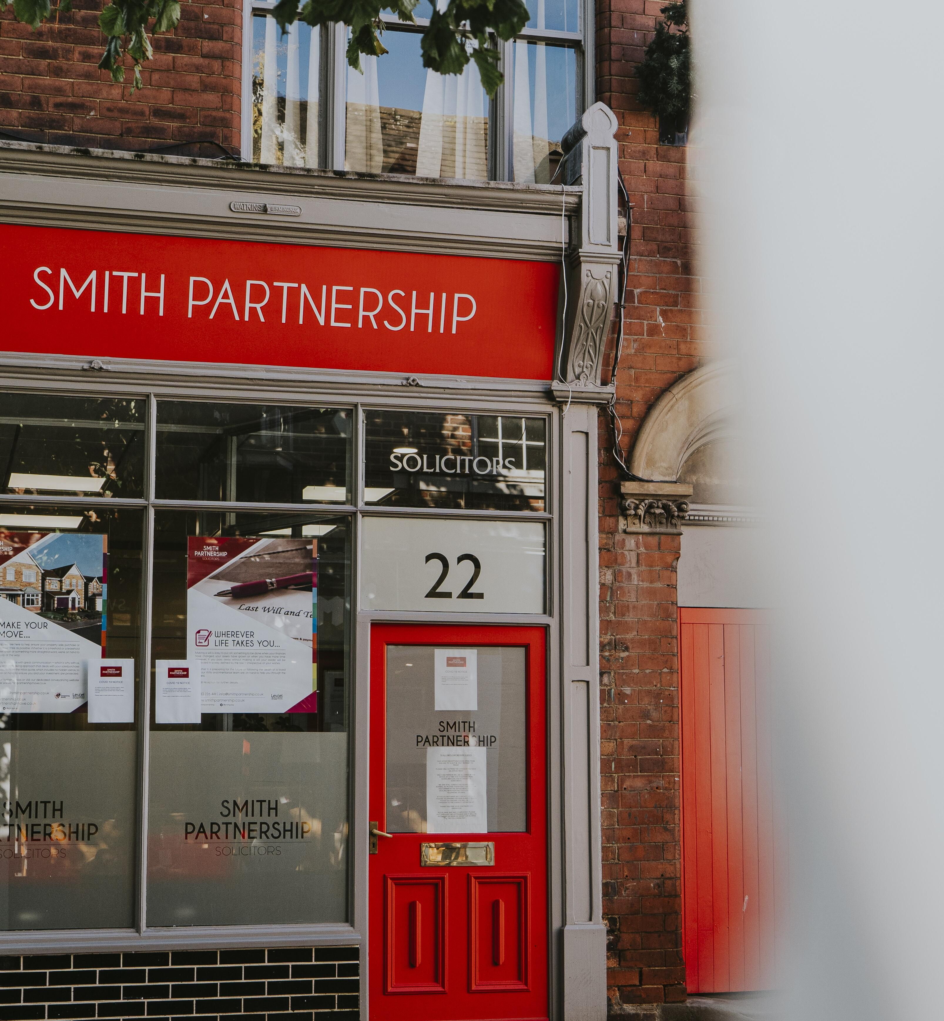 Solicitors in Swadlincote, SMITH PARTNERSHIP SOLICITORS