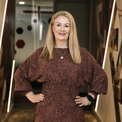 Claire Twells, Debt Recovery Partner, Derby